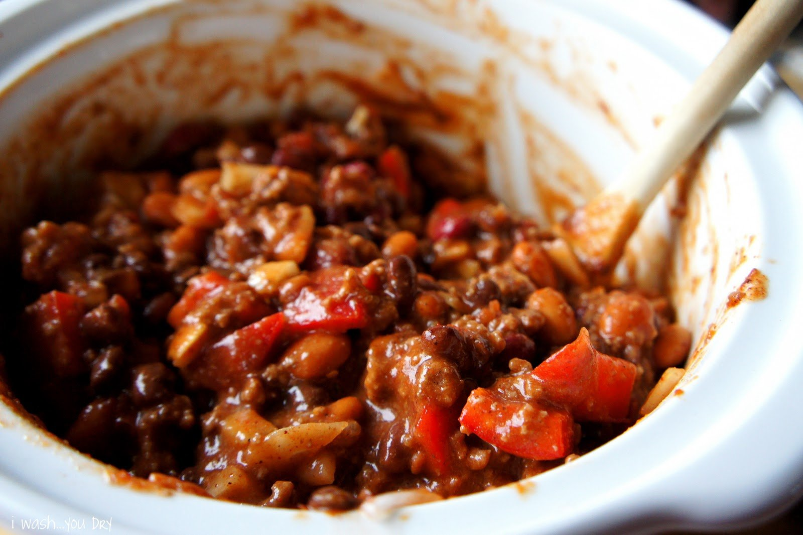 Thick and Hearty Chili - I Wash... You Dry