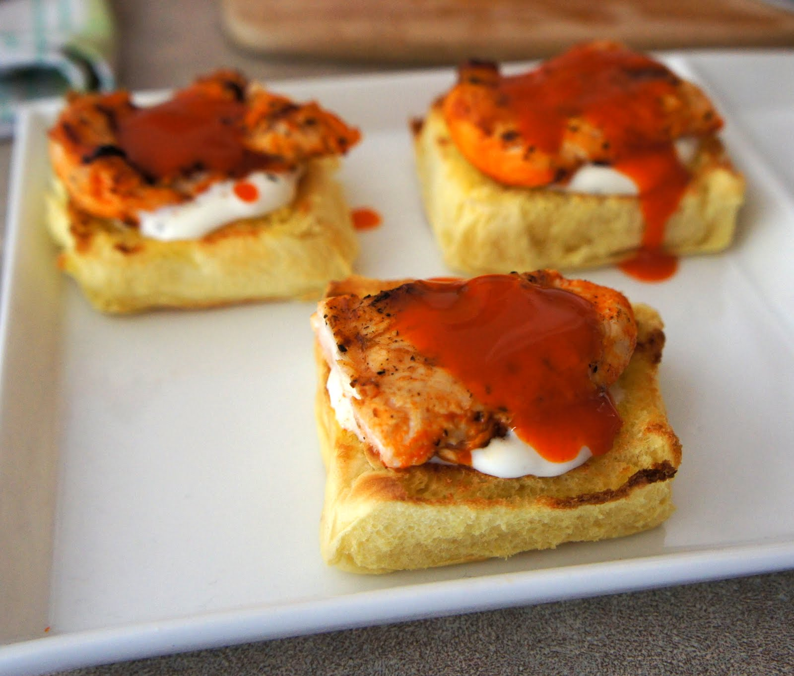 Chicken And Cheese Sliders Recipe — Dishmaps