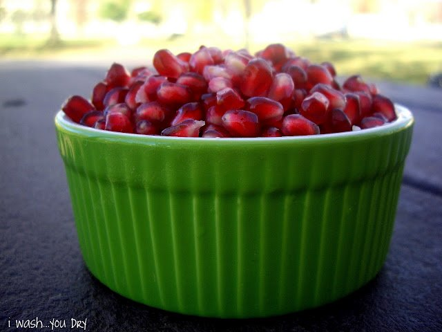 The Pomegranate: How To-
