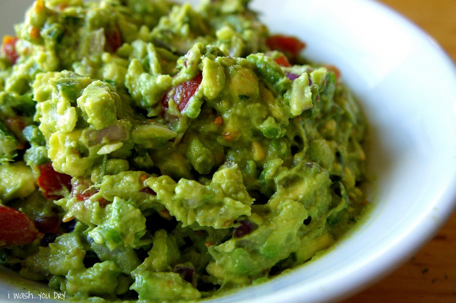 Fresh Guacamole - I Wash... You Dry