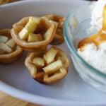 Caramel Apple Pie Tartlets