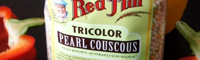 Tricolor Pearl Couscous