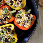 Couscous Peppers