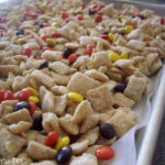 White Chocolate Muddy Buddy Mix