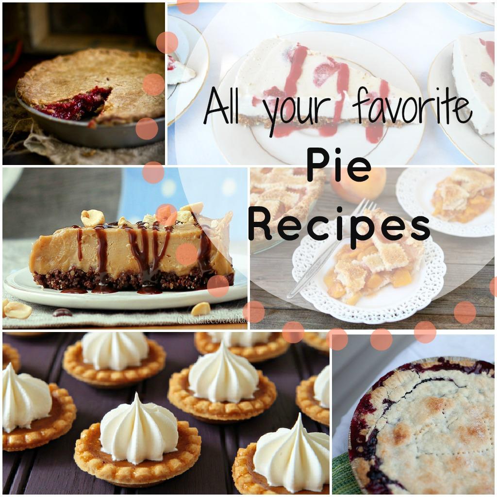 Saturday Morning Roundup – Pie