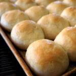 Buttery Homemade Rolls Tutorial