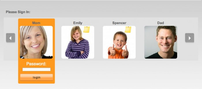 Children\'s profile pics