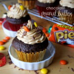 Reeses Cupcakes