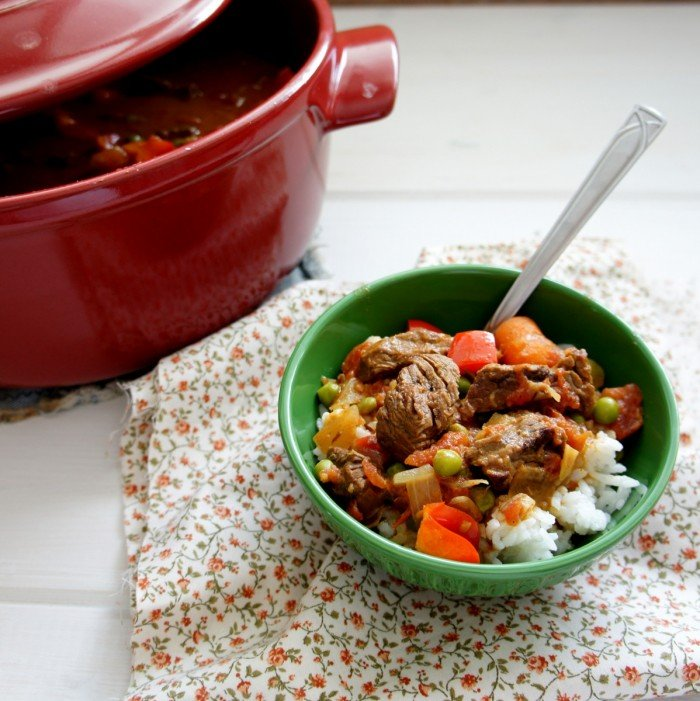 Delicious and easy beef stew recipe