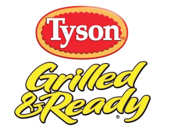 Logo,Tyson - Grilled & Ready