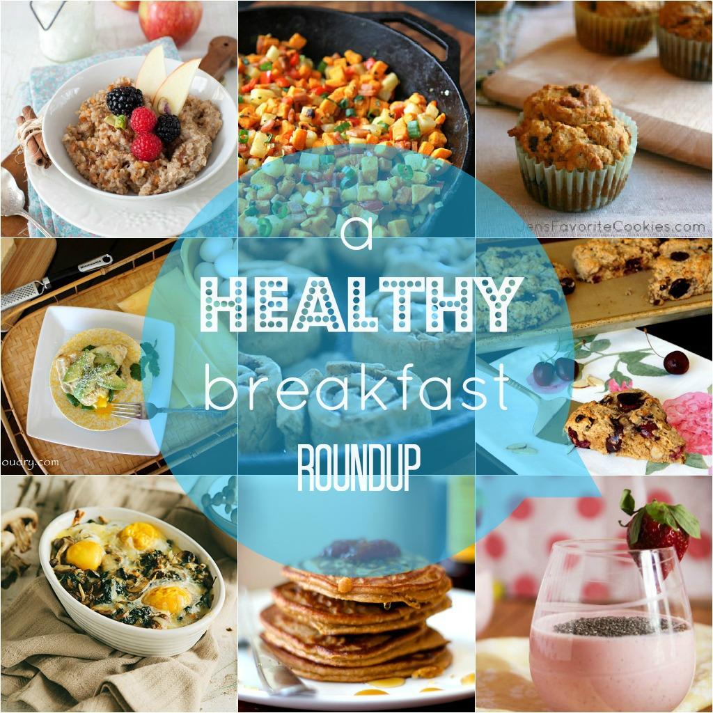 Saturday Morning Roundup – Healthy Breakfast Options