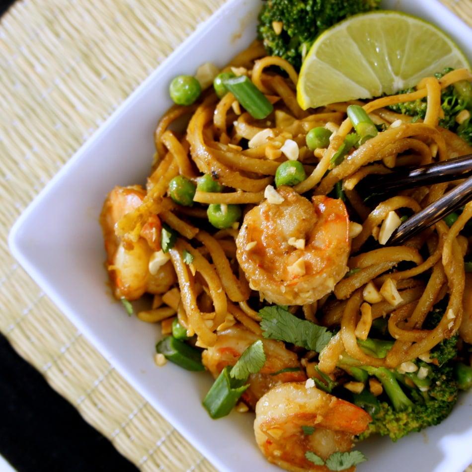 Easy Shrimp Pad Thai - I Wash... You Dry