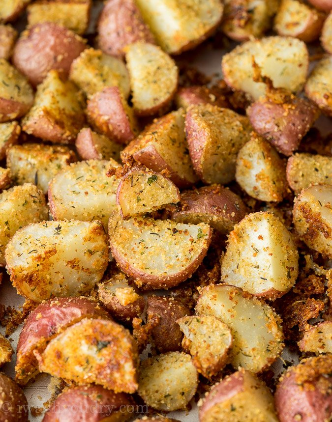 parmesan roasted potatoes parmesan roasted potatoes i wash you 30230