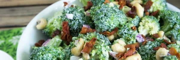 Classic Broccoli Salad Recipe