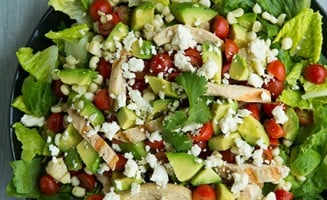 salad-with-honey-lime-cilantro-vinaigrette+.
