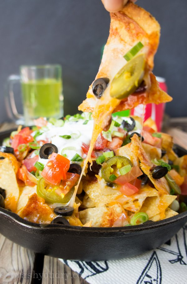 Ultimate Macho Nachos