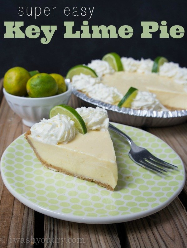 Ultra Silky Key Lime Pie Recipe