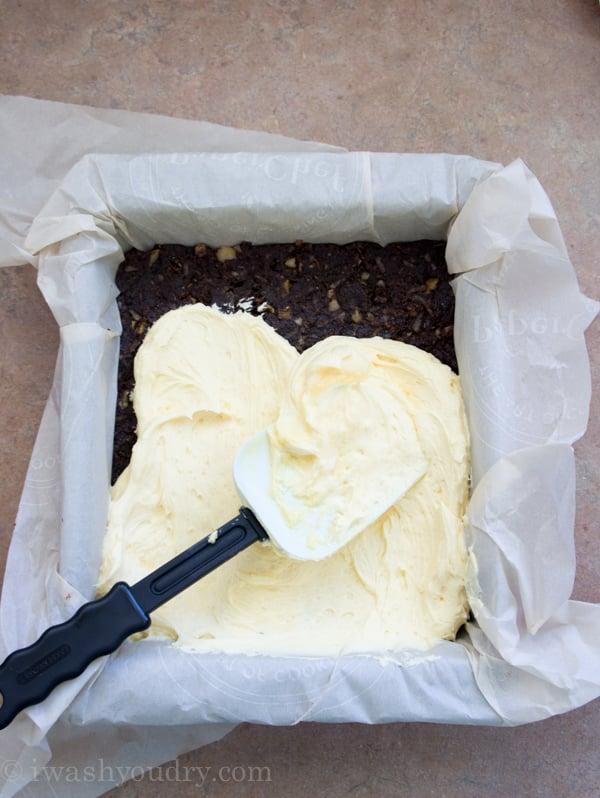 spatula in baking dish