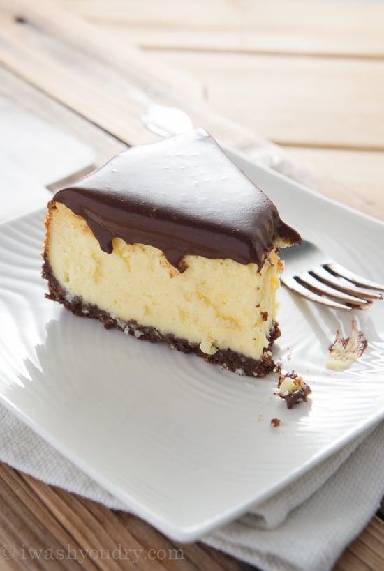 Nanaimo Cheesecake