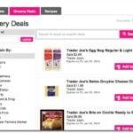 A screenshot of grocery deals.