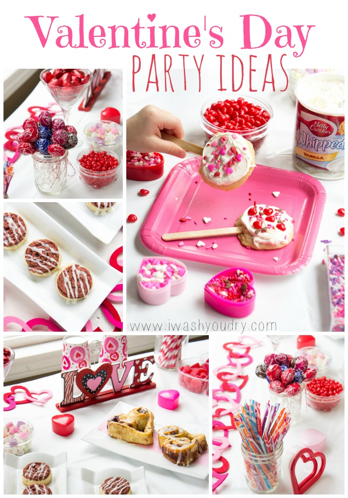 Valentine 39 s day party ideas i wash you dry for Valentines dinner party ideas