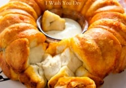 Buffalo Chicken Monkey Bread