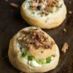 Chicken and Broccoli Pinwheels