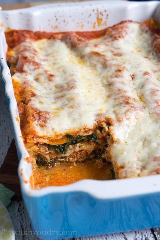 Classic Lasagna Recipe