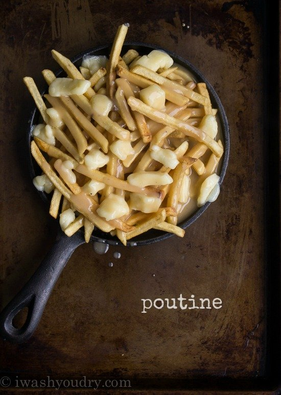 Poutine | Gravy Recipes From Grandma