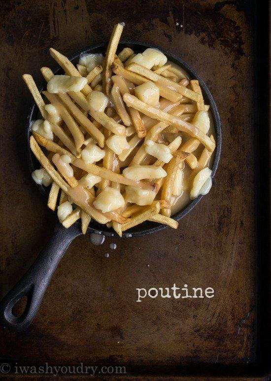... Poutine Gravy Recipe. Definitely a splurge, and probably Canada's