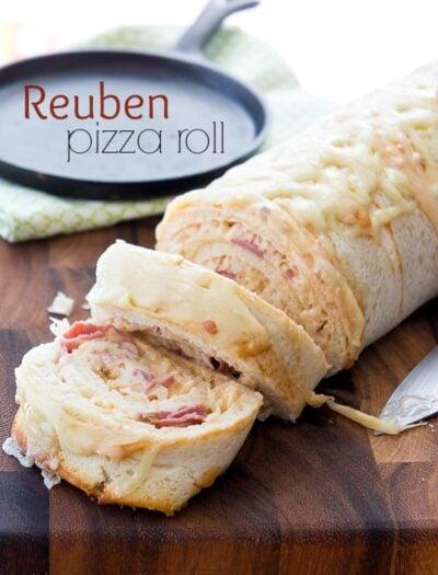 Reuben Pizza Roll
