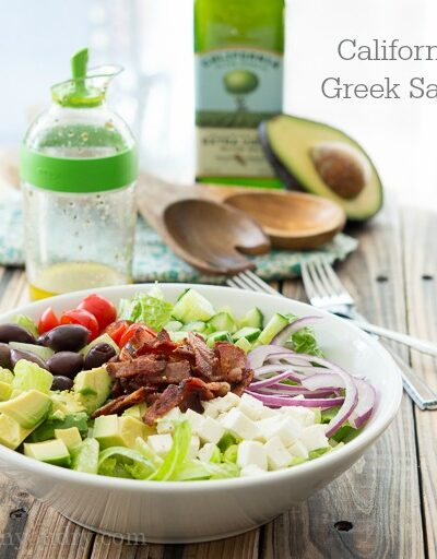 California Greek Salad