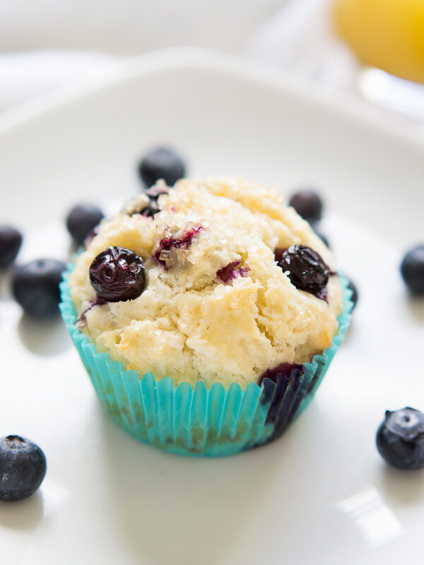 Quick Blueberry Muffins