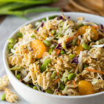 Classic Asian Ramen Noodle Salad Recipe