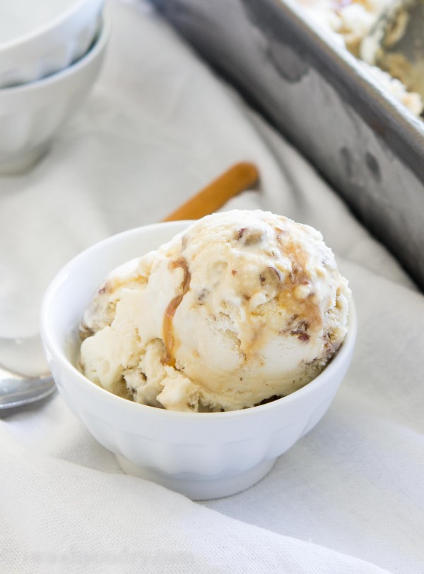 Pralines and Cream Ice Cream recipe!
