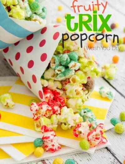 Fruity Trix Popcorn
