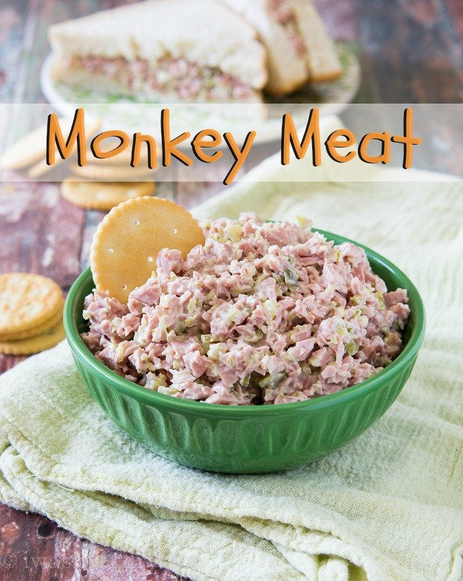 Monkey Meat… it's not what you think