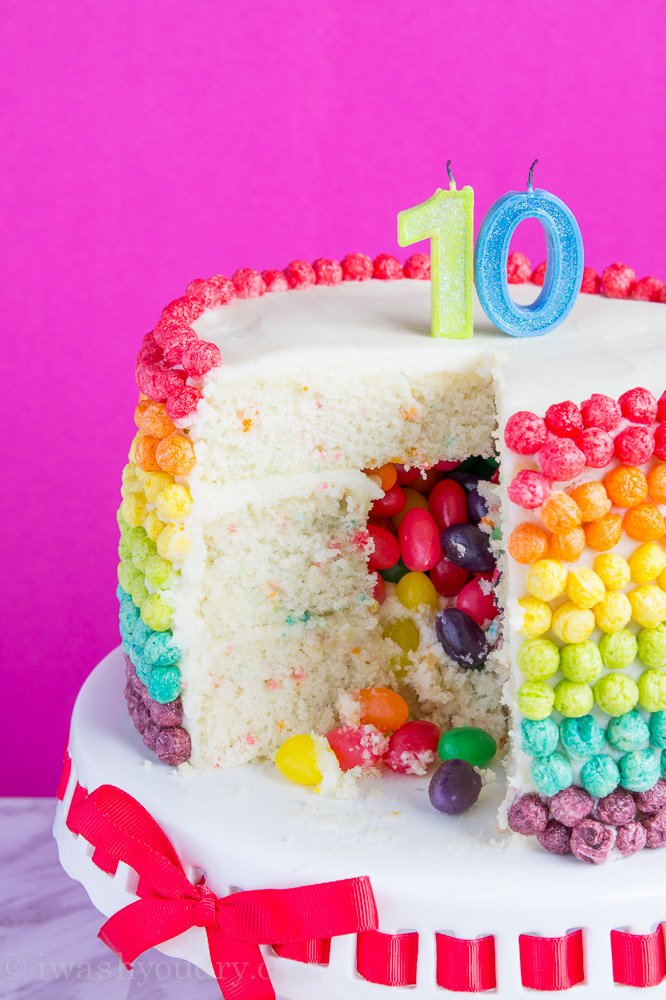Pinata Surprise Cake Sainsbury S