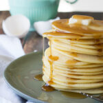 Dad's 3 Ingredient Pancakes
