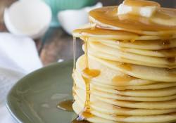 Dad's 3 Ingredient Pancakes