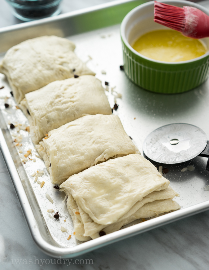 Samoa Pull Apart Bread