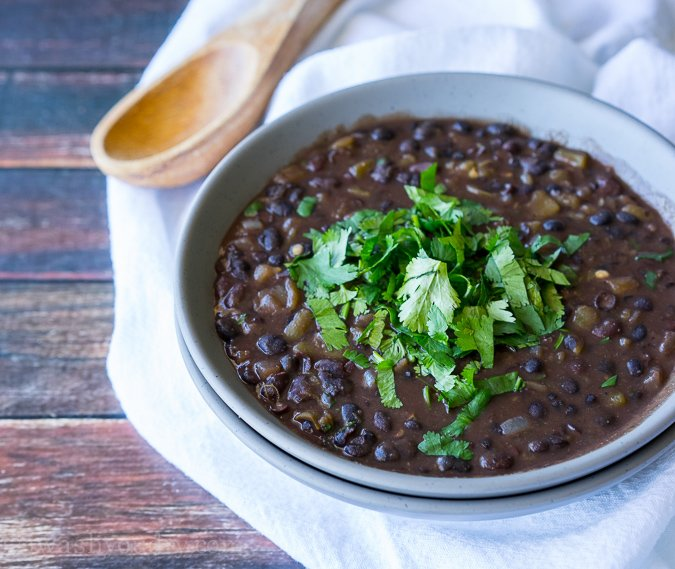 The Best Black Beans