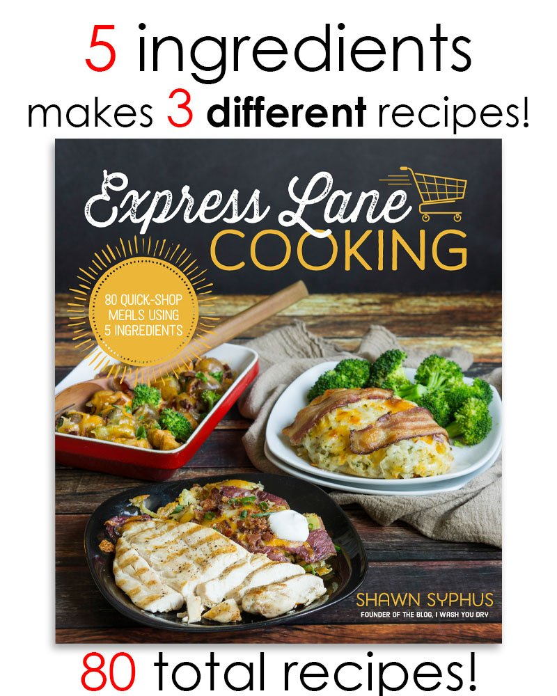 Express Lane Cooking Cookbook