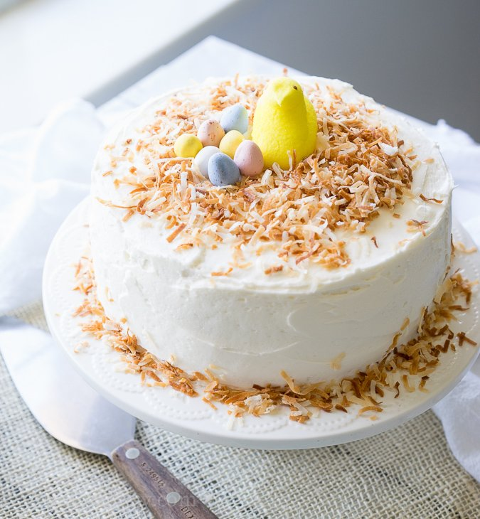 Coconut Lemon Cake-4
