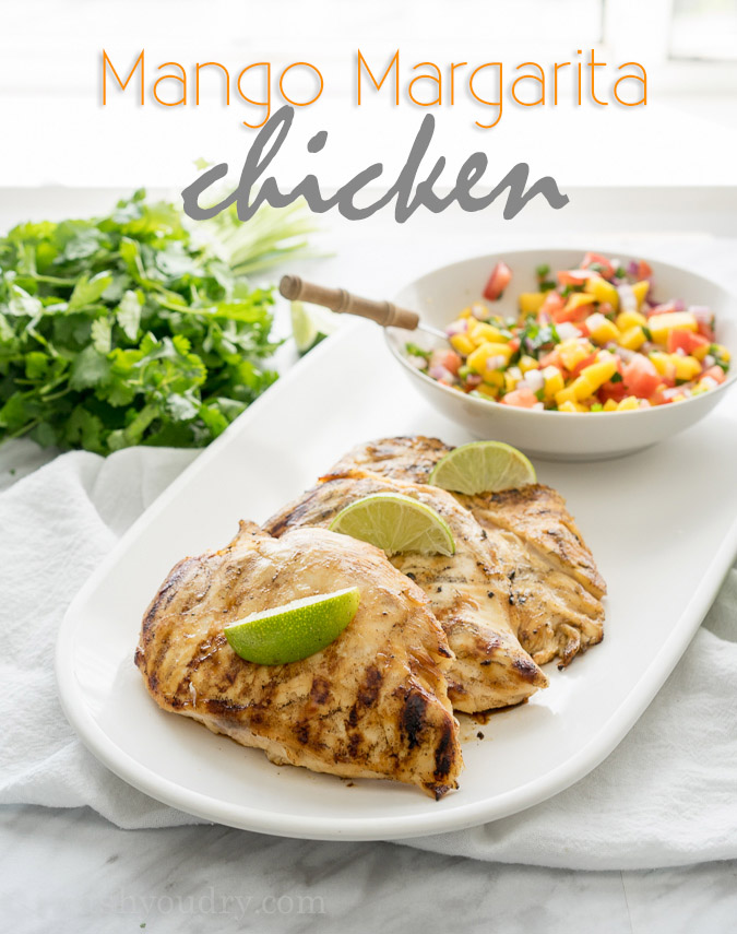 Mango Margarita Chicken