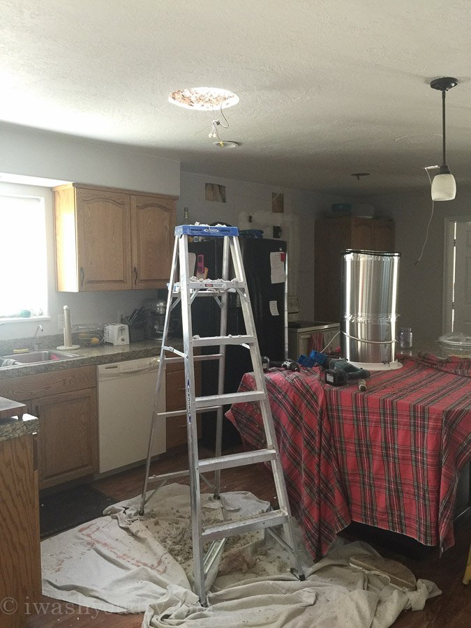 Progress Kitchen Photos-4