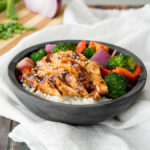 Super Easy Teriyaki Chicken
