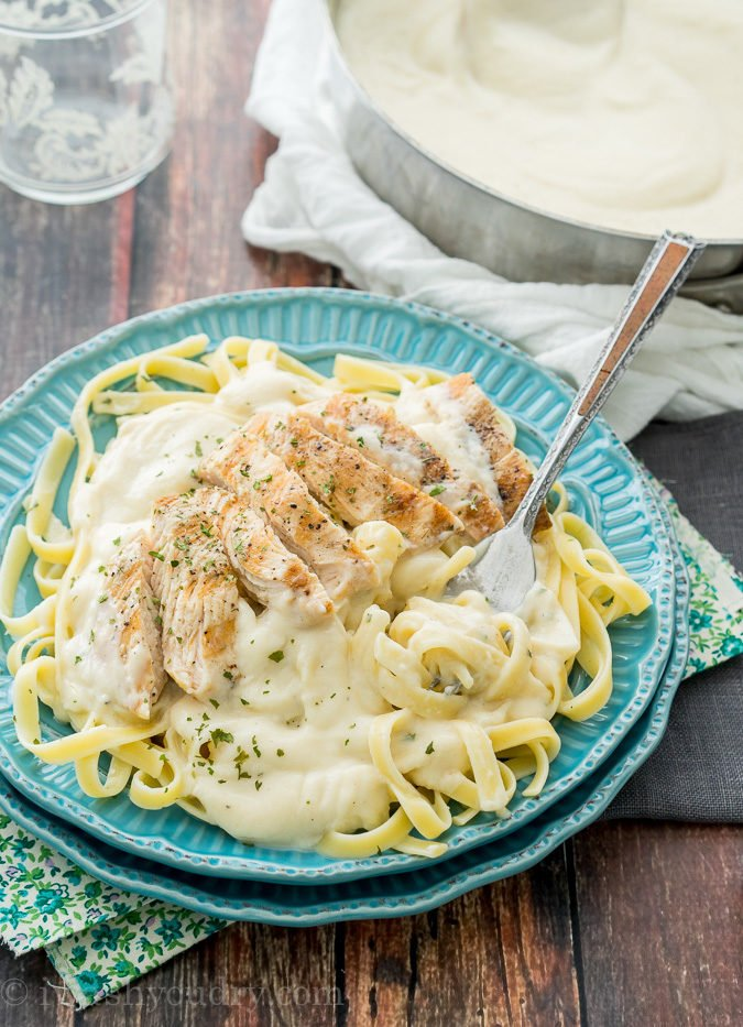 recipe: tasty cauliflower alfredo sauce [30]