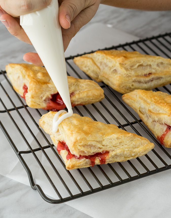 ... of the Day: Quick Cherry Turnovers *National Cherry Turnover