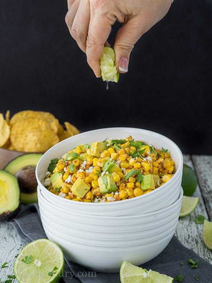 Mexican Street Corn Dip